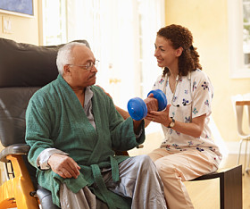 Physical Therapy Home Care Services. San Francisco, San Mateo county, Santa Clara County
