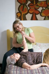 At Home Physcal Therapy with Active In-Home Therapy