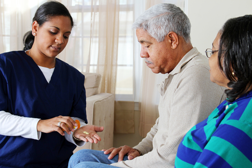in-home care in San Mateo County